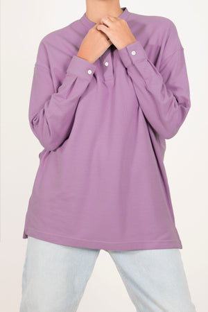 Polo Shirt - Orchid