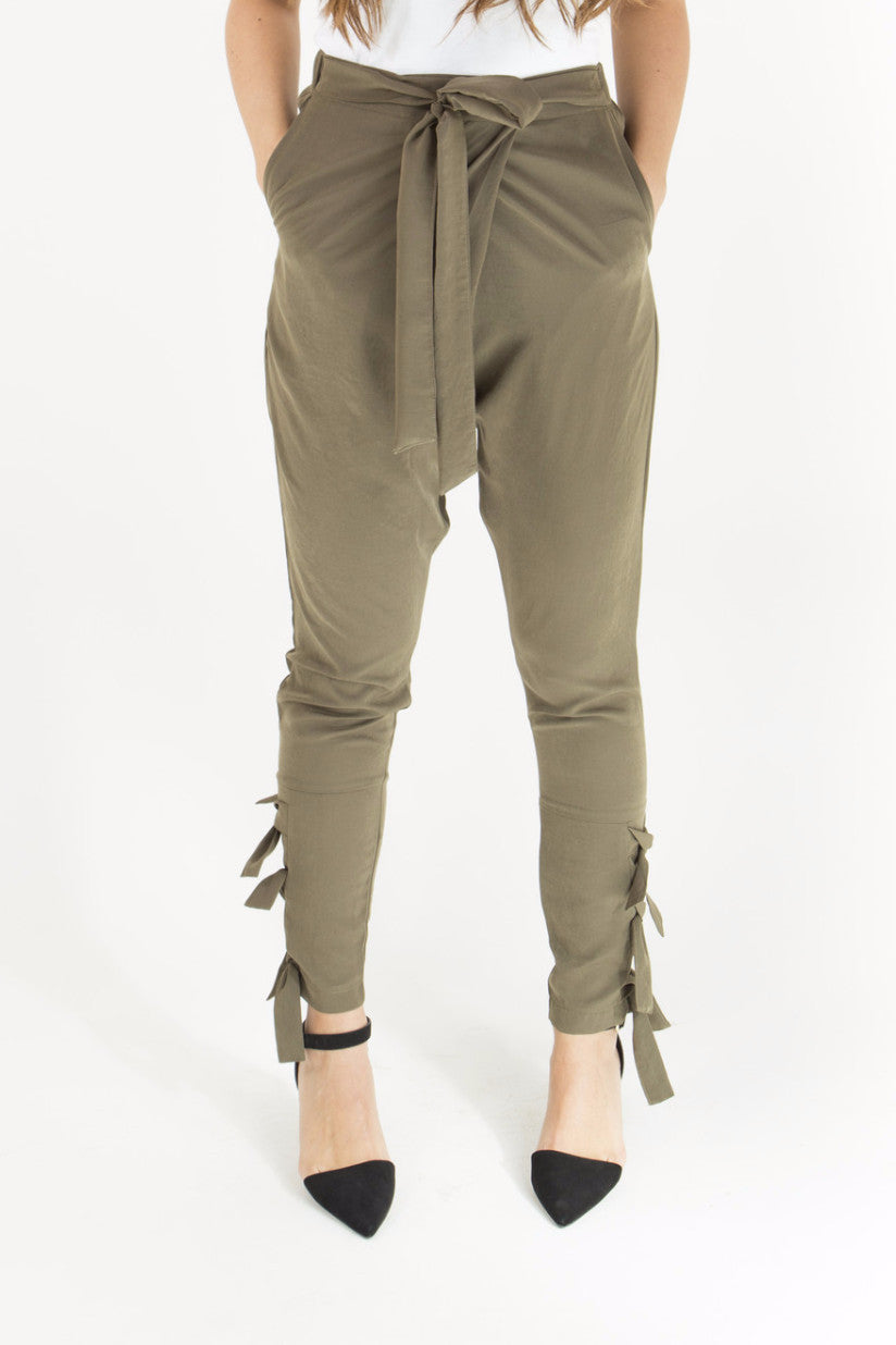 Military Ribbon Pants