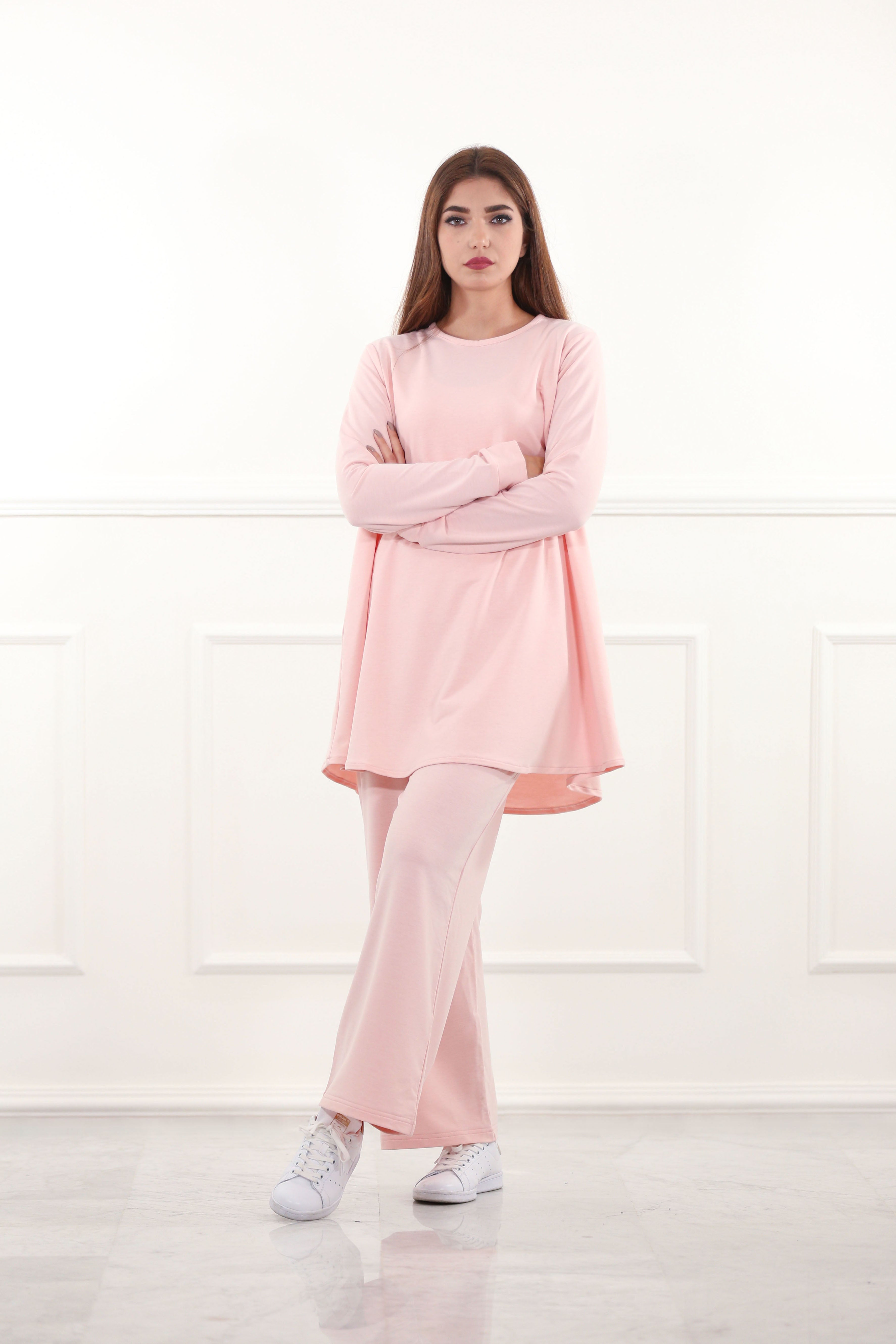 Pink Sweat Co-ord