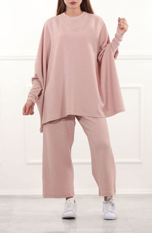 Dust Pink Phantom Co-ord