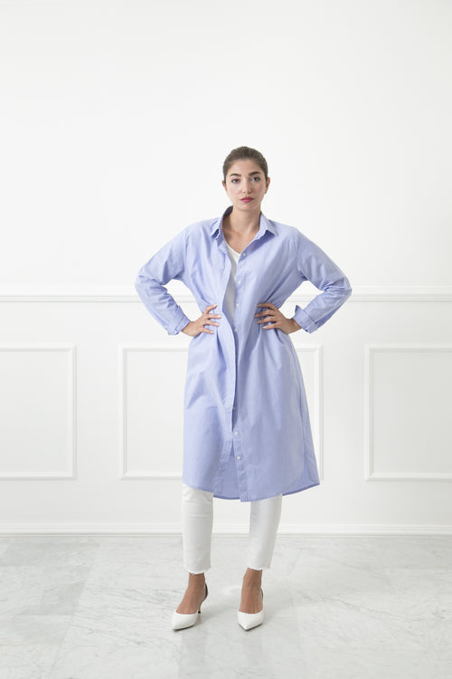 Boyfriend Shirtdress