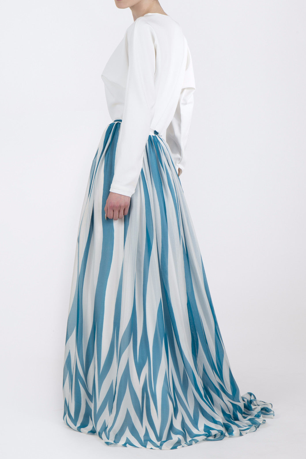 Waves Gown