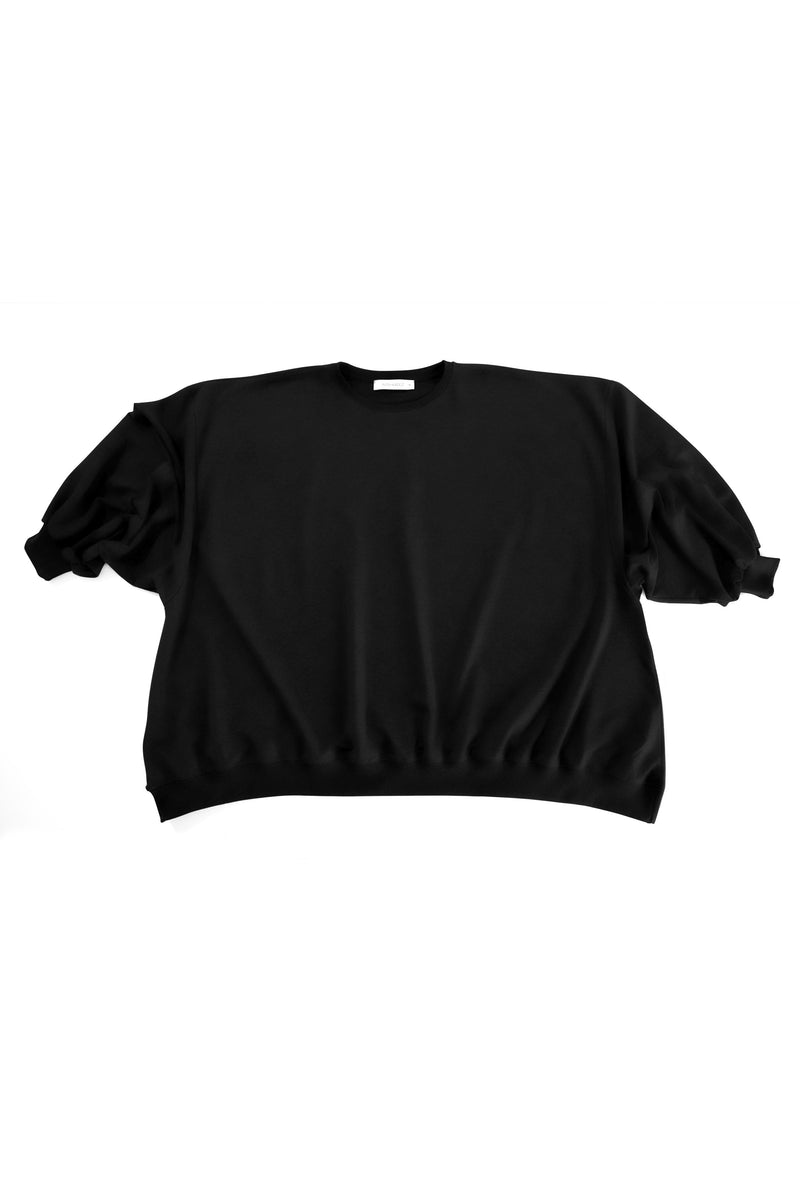 Anya Phantom Sweatshirt in Black