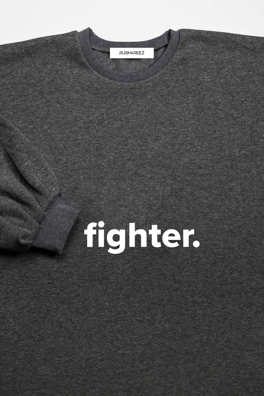 Charcoal Fighter Sweatshirt