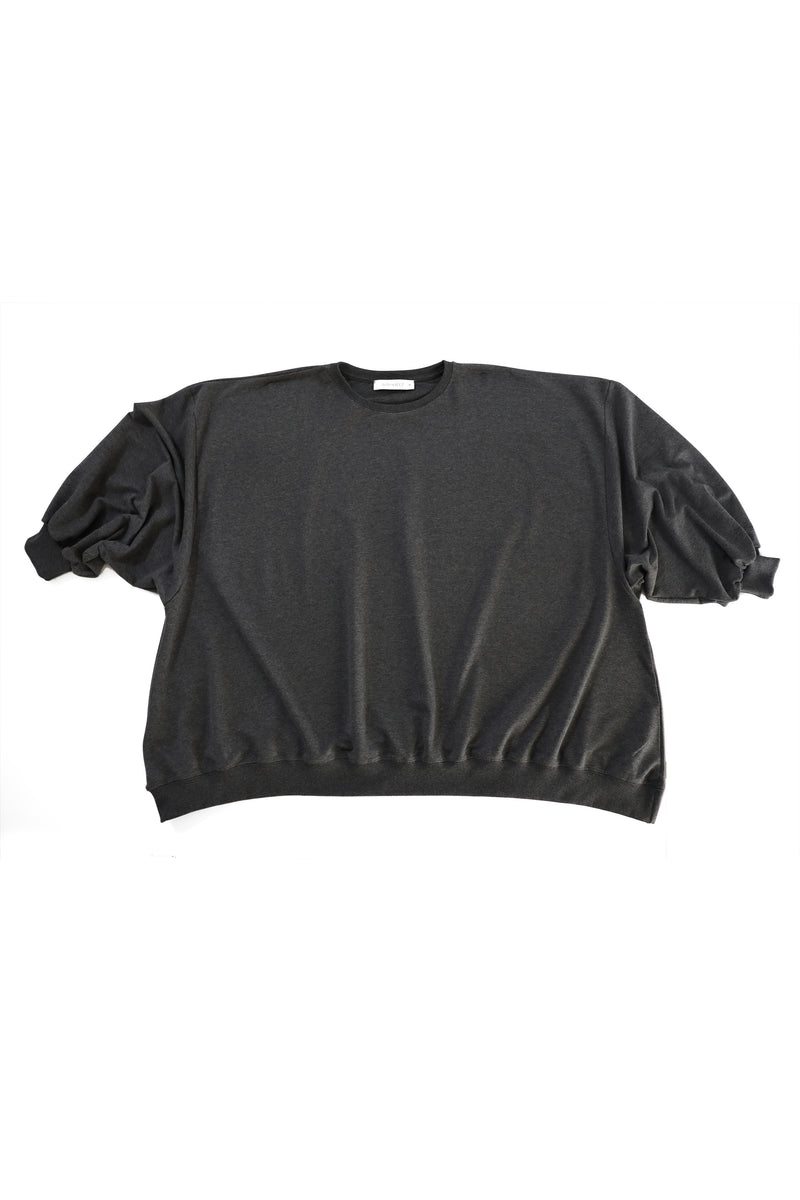 Anya Phantom Sweatshirt in Charcoal
