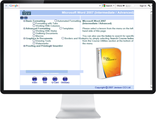 COMPU TREK ADVANCED - IQ SMART LEARNING SOFTWARE  - 5