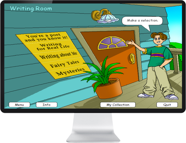 7 DAY FREE TRIAL -  LANGUAGE ENG GRADE 5, 6 - IQ SMART LEARNING SOFTWARE  - 3