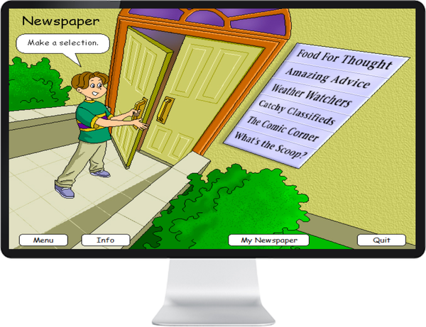 7 DAY FREE TRIAL -  LANGUAGE ENG GRADE 5, 6 - IQ SMART LEARNING SOFTWARE  - 4
