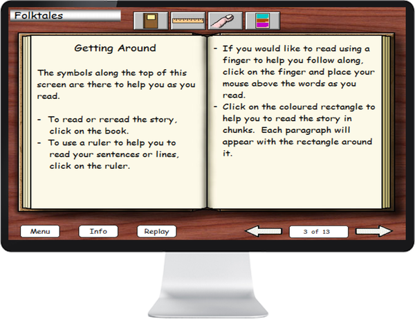 7 DAY FREE TRIAL -  LANGUAGE ENG GRADE 5, 6 - IQ SMART LEARNING SOFTWARE  - 6