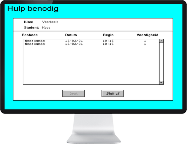 WISKUNDE GRAAD 7, 8, 9 (AFRIKAANS) - IQ SMART LEARNING SOFTWARE  - 4