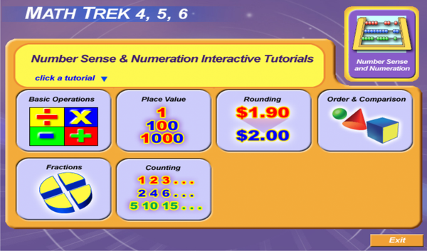 MATHEMATICS GRADE 4, 5, 6 - IQ SMART LEARNING SOFTWARE  - 7