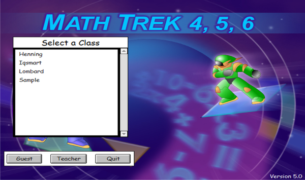 7 DAY FREE TRIAL -  MATHEMATICS GRADE 4, 5, 6 - IQ SMART LEARNING SOFTWARE  - 4