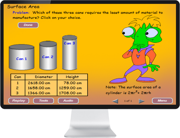 7 DAY FREE TRIAL -  MATHEMATICS GRADE    7, 8 - IQ SMART LEARNING SOFTWARE  - 1