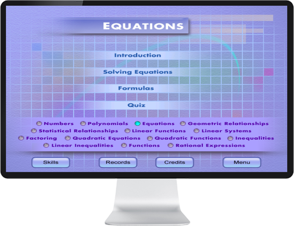 MATHEMATICS GR 9, 10, 11, 12 - IQ SMART LEARNING SOFTWARE  - 4