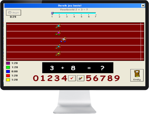 MATH TREK R -3 (AFRIKAANS) SR - IQ SMART LEARNING SOFTWARE  - 5