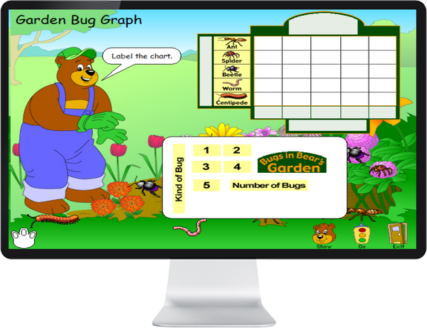 7 DAY FREE TRIAL -  MATHEMATICS GRADE  R, 1, 2, 3 - IQ SMART LEARNING SOFTWARE  - 5