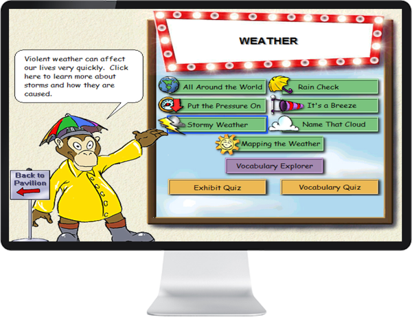 SCIENCE GRADE 4, 5, 6 - IQ SMART LEARNING SOFTWARE  - 7
