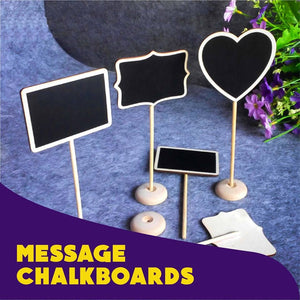 Message Chalkboards