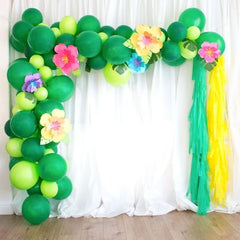 Atpata Funky Latex Balloons Garland Backdrop DIY