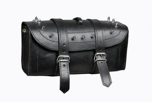 Black Pointers Saddlebag Leather AFREZ-5005