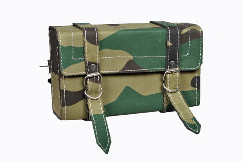 Army Saddlebag Rectangle Fabric Small AFREZ-2432
