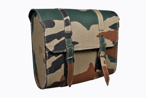 Army Saddlebag Rectangle Fabric Big AFREZ-2501