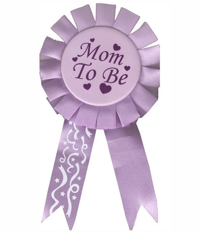Mom To Be Badge / Brooch