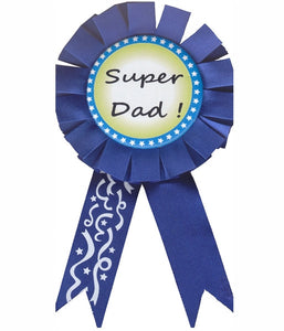 Super Dad Badge / Brooch