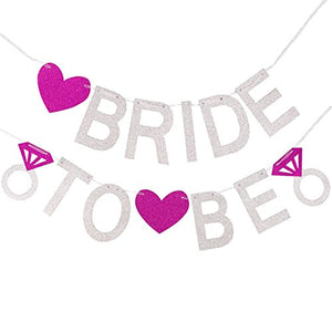 Atpata Funky Bride To Be Banner
