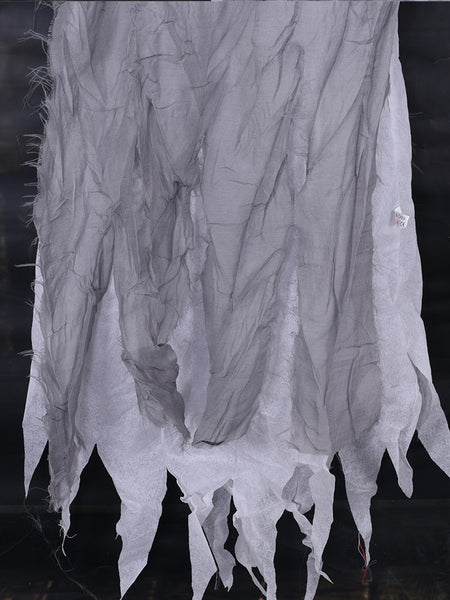 4.25Feet White Ghost Halloween Electric Doll