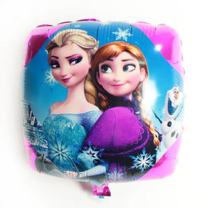 Frozen Theme 16 inches Foil Balloon