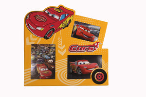 Cars Theme Wall Photo Frame