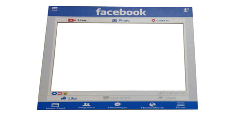 Facebook Photo Booth Board