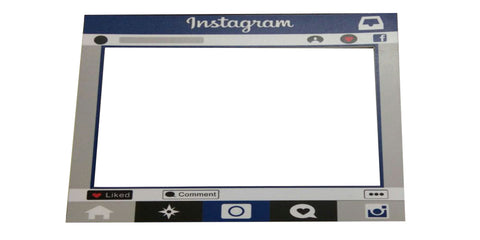 Instagram Photo Booth Board