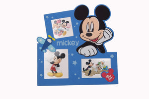 Mickey Theme Wall Photo Frame