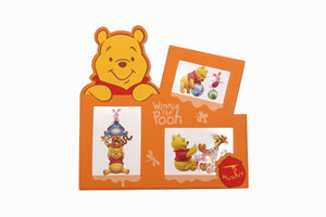 Pooh Theme Wall Photo Frame