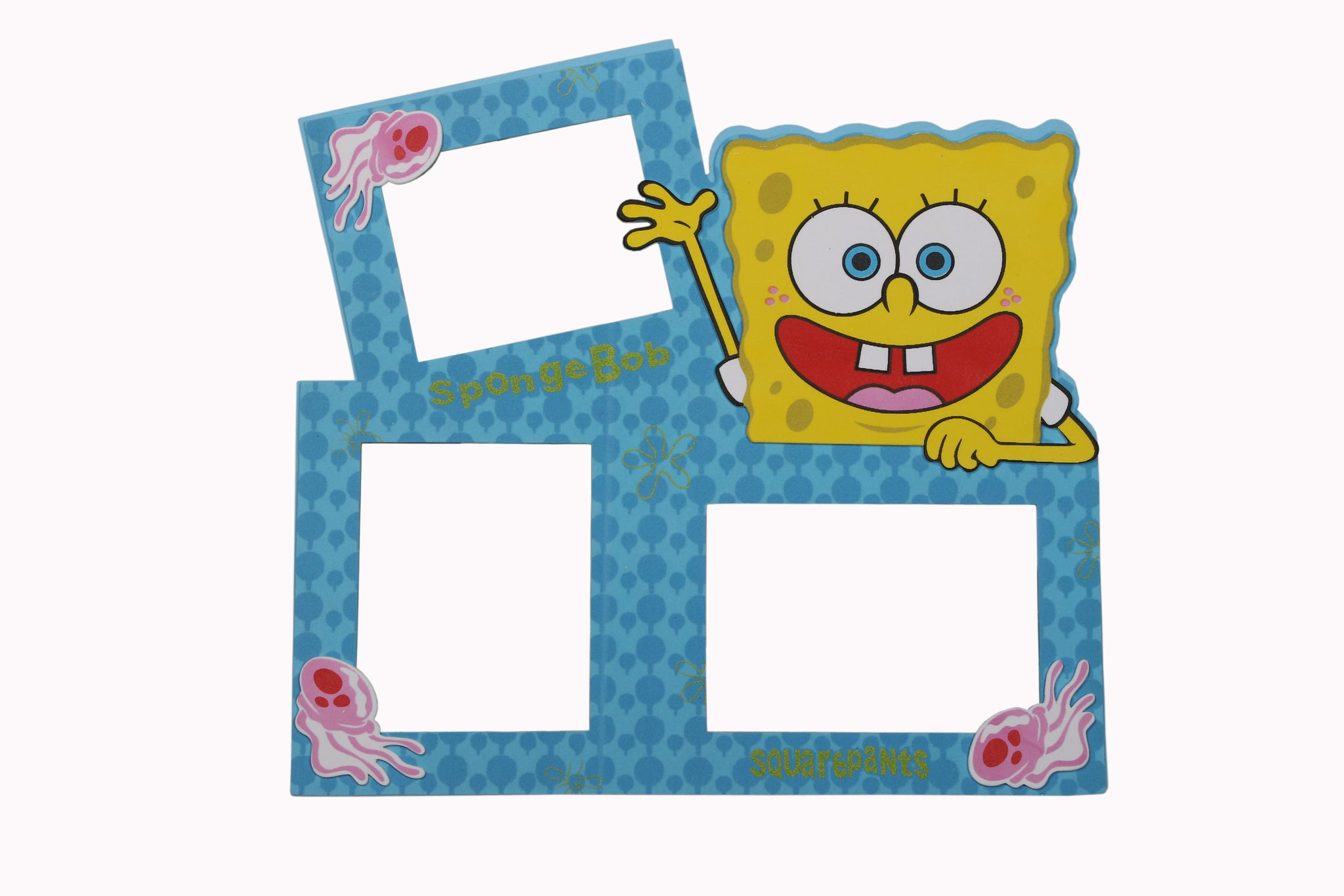 Spongebob Theme Wall Photo Frame