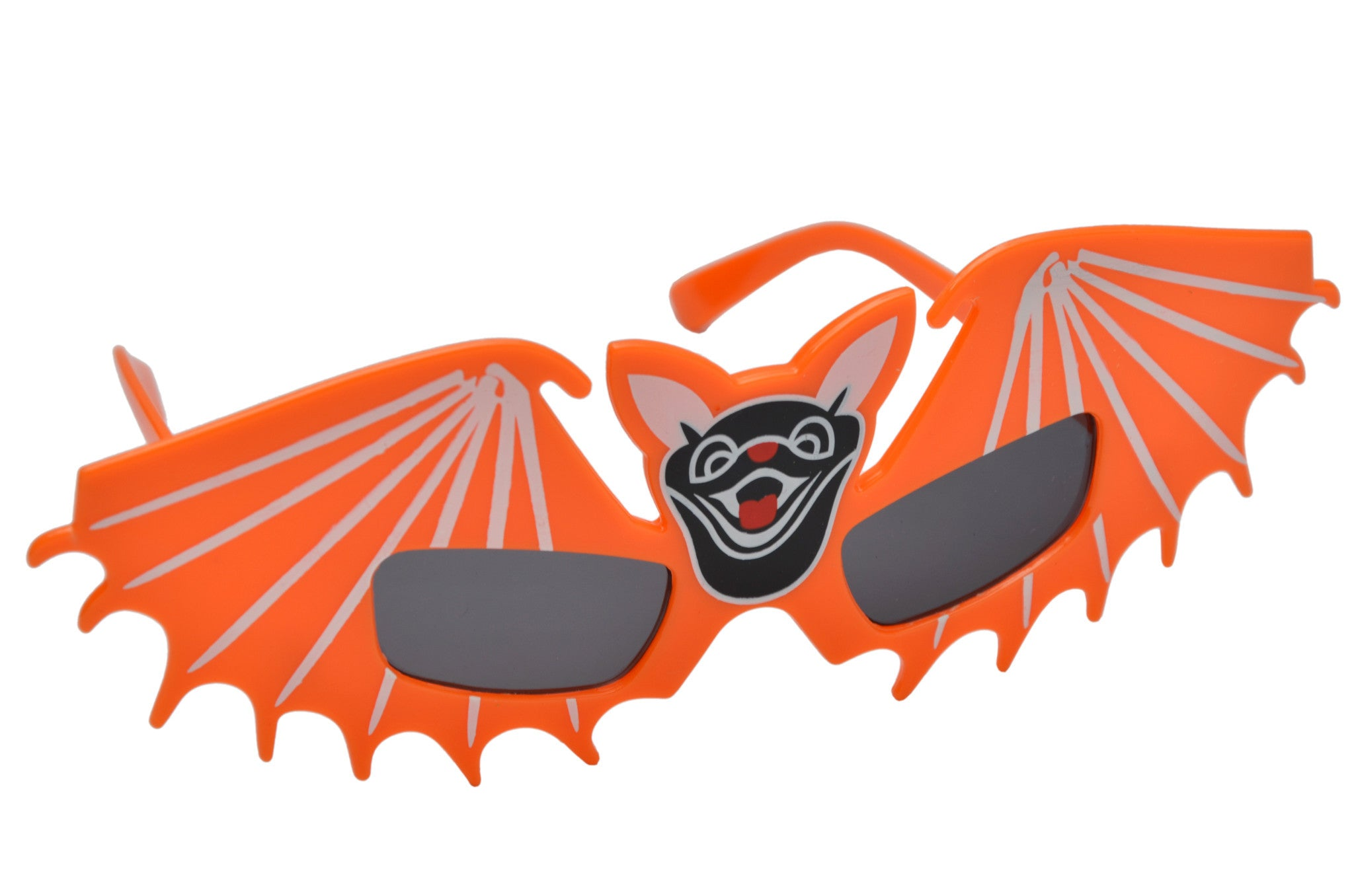 The Bat Orange Goggle