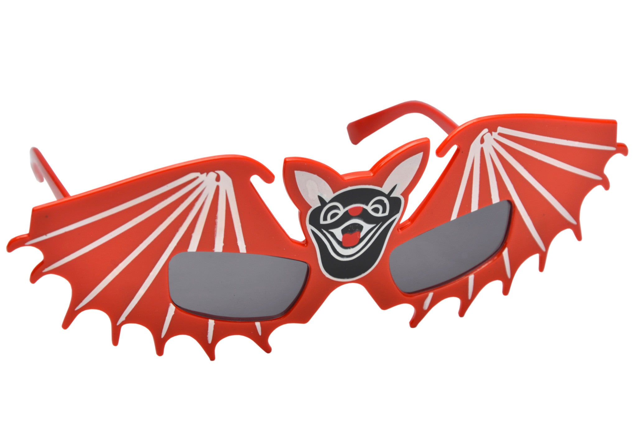 The Bat Red Goggle