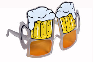 Beer Mug Yellow Goggle