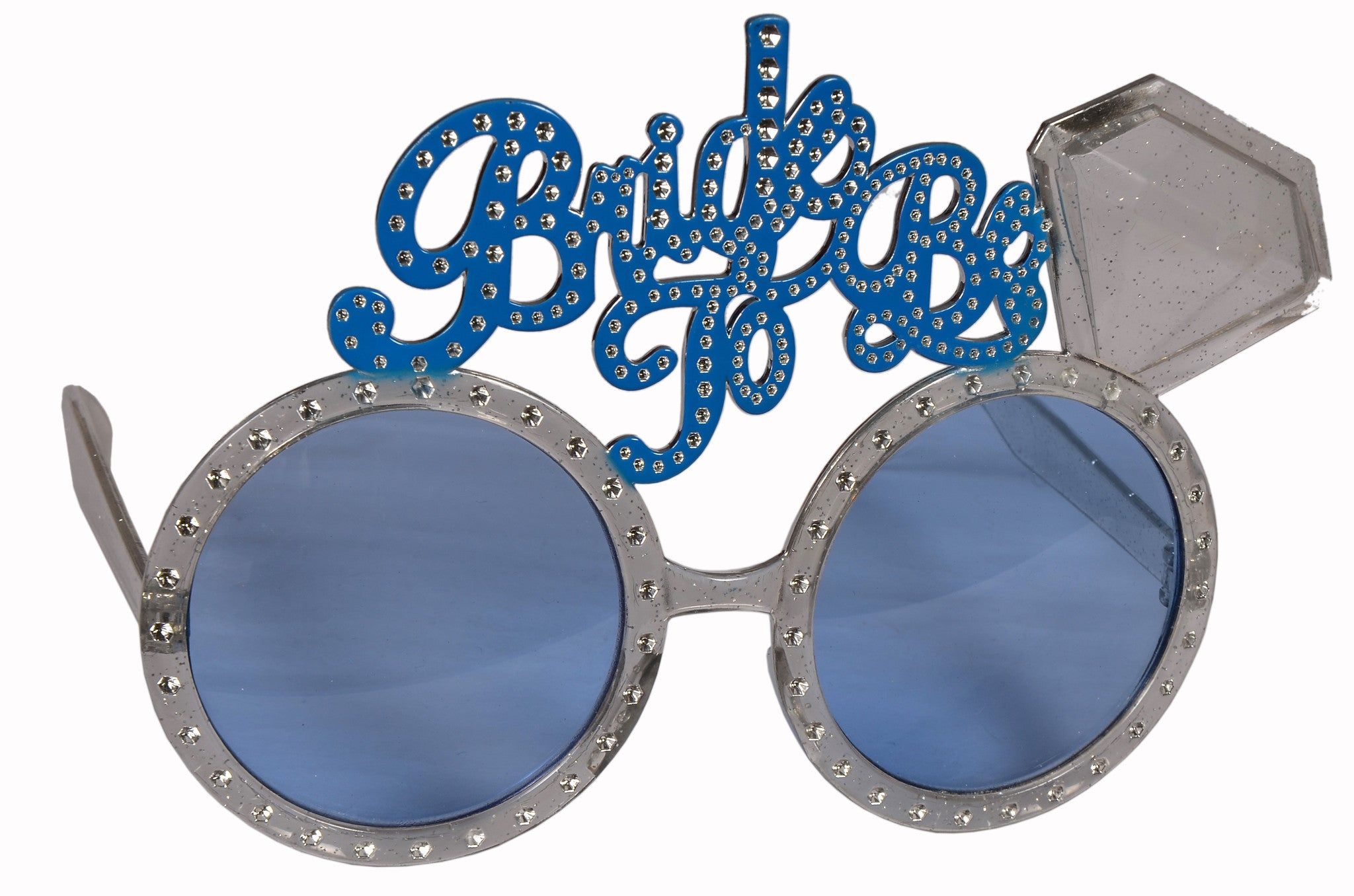 Bride To Be Blue Goggle