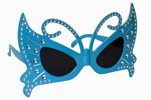 Butterfly Blue Goggle