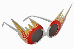 Commet Fire Red Goggle