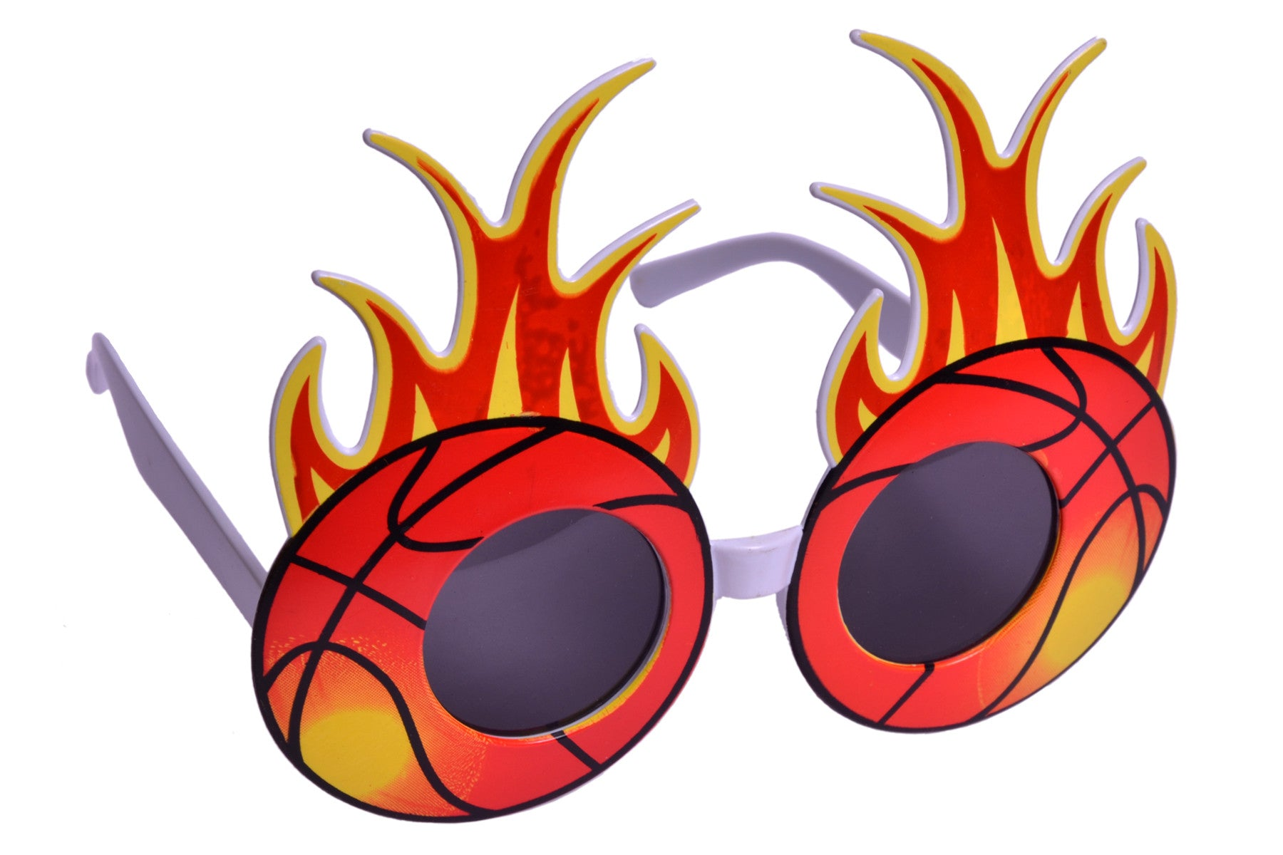 Fire Football Red Goggle