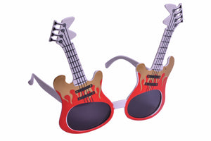 Guitar Red Goggle