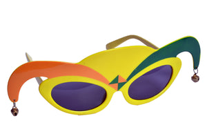 Joker Yellow Goggle