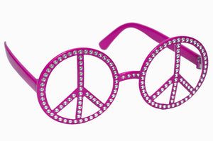 Peace Pink Goggle