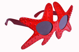 Star Fish Red Goggle
