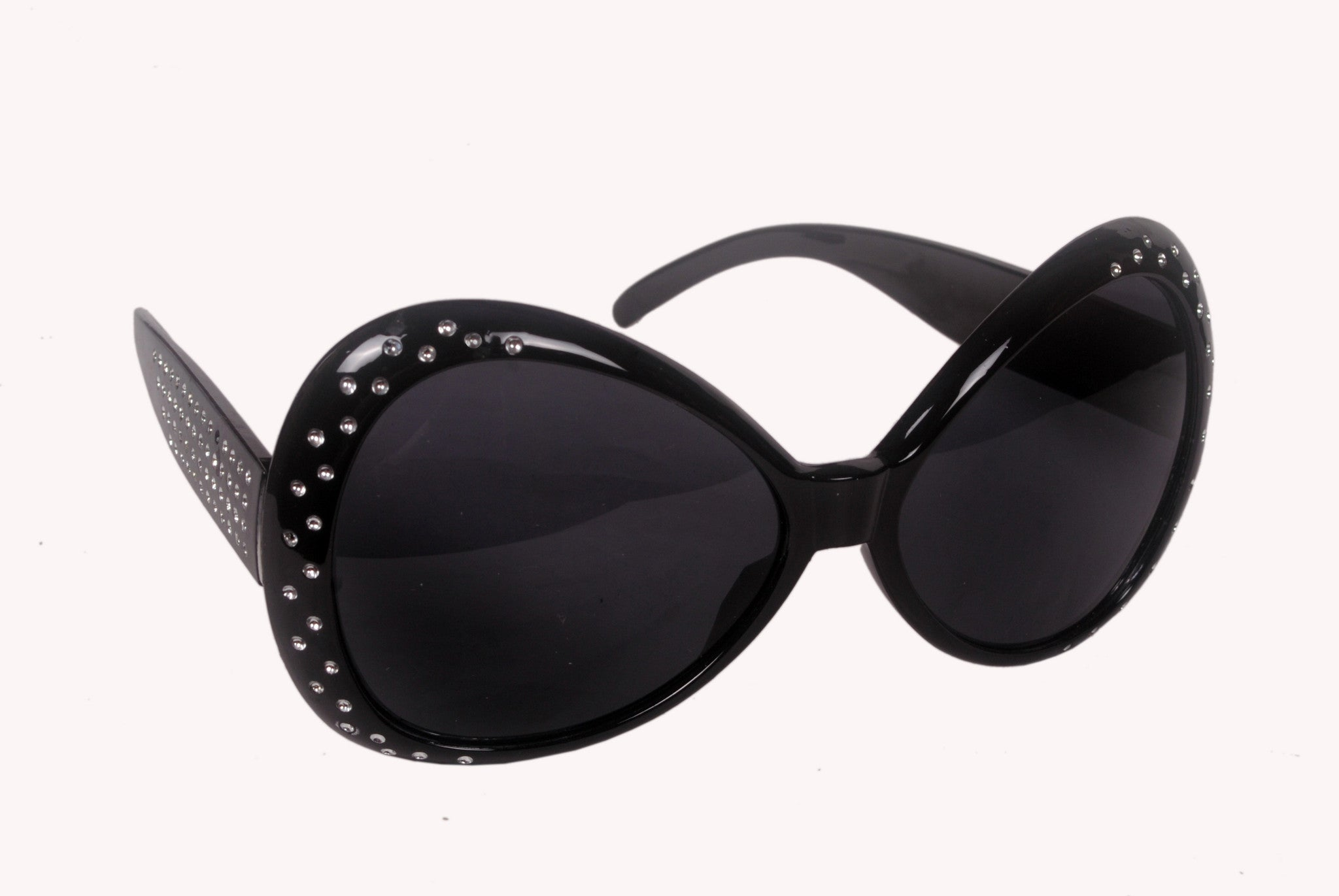 Diamonds Black Goggle