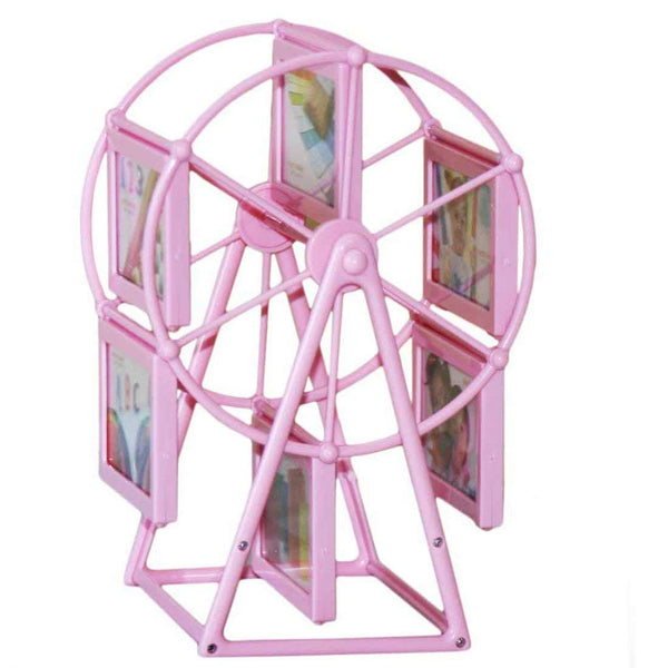 Giant Wheel Photo Frame (Pink)